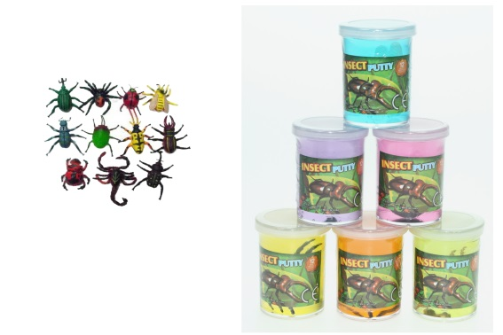 knetschleim insekt 12fach 24 cornelissen natierliche geschenke gmbh co kg. Black Bedroom Furniture Sets. Home Design Ideas