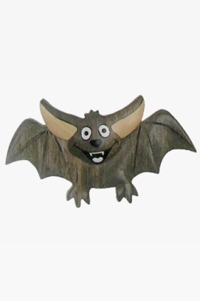 Wooden Bat Magnet 6 Cornelissen Natierliche Geschenke Gmbh Co Kg